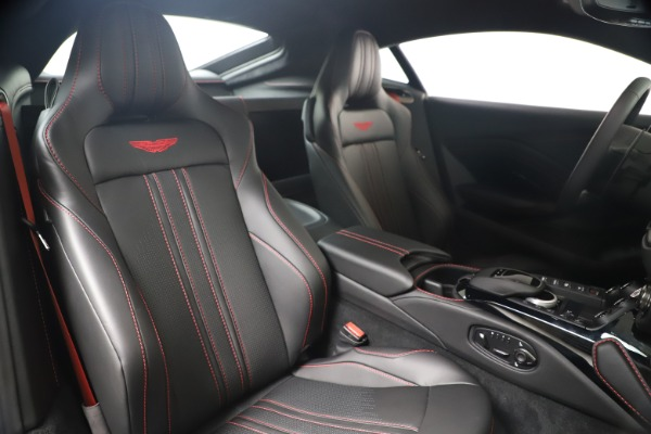 New 2020 Aston Martin Vantage Coupe for sale $195,459 at Aston Martin of Greenwich in Greenwich CT 06830 19