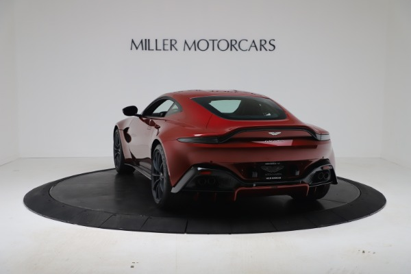 New 2020 Aston Martin Vantage Coupe for sale $195,459 at Aston Martin of Greenwich in Greenwich CT 06830 4