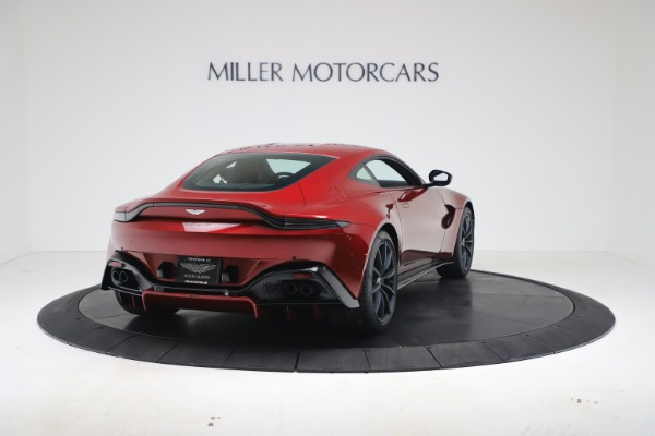 New 2020 Aston Martin Vantage Coupe for sale $195,459 at Aston Martin of Greenwich in Greenwich CT 06830 6