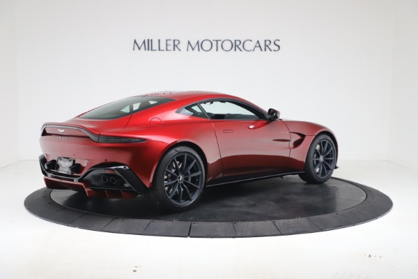 New 2020 Aston Martin Vantage Coupe for sale $195,459 at Aston Martin of Greenwich in Greenwich CT 06830 7