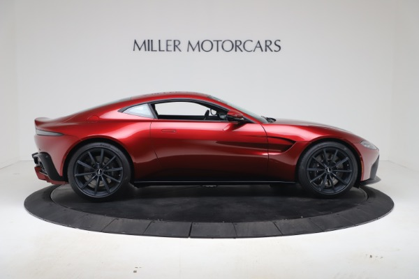 New 2020 Aston Martin Vantage Coupe for sale $195,459 at Aston Martin of Greenwich in Greenwich CT 06830 8
