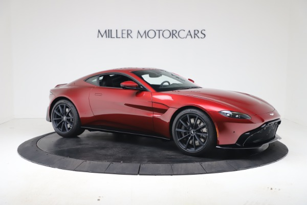 New 2020 Aston Martin Vantage Coupe for sale $195,459 at Aston Martin of Greenwich in Greenwich CT 06830 9