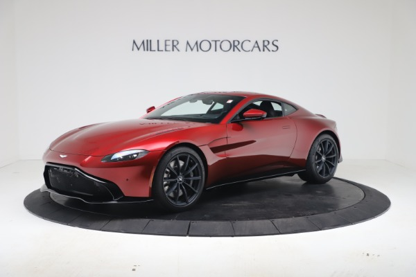 New 2020 Aston Martin Vantage Coupe for sale $195,459 at Aston Martin of Greenwich in Greenwich CT 06830 1