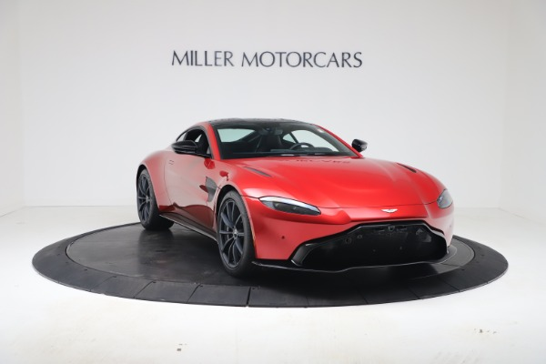 New 2020 Aston Martin Vantage Coupe for sale $195,089 at Aston Martin of Greenwich in Greenwich CT 06830 10