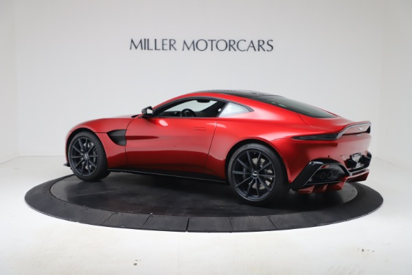 New 2020 Aston Martin Vantage Coupe for sale $195,089 at Aston Martin of Greenwich in Greenwich CT 06830 3
