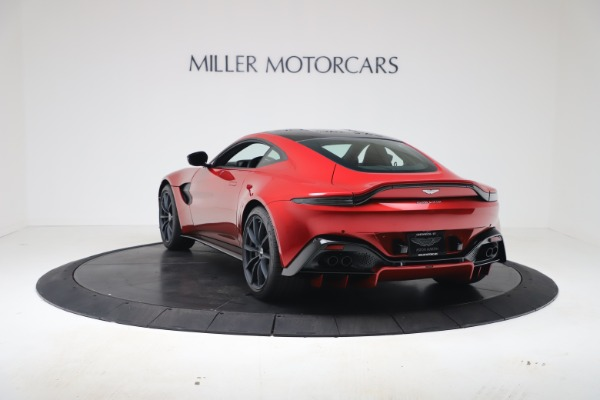 New 2020 Aston Martin Vantage Coupe for sale $195,089 at Aston Martin of Greenwich in Greenwich CT 06830 4