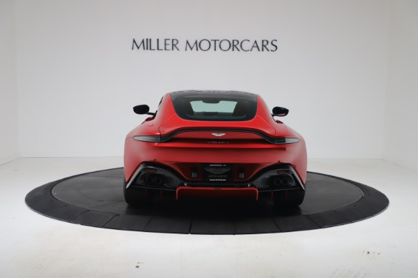 New 2020 Aston Martin Vantage Coupe for sale $195,089 at Aston Martin of Greenwich in Greenwich CT 06830 5