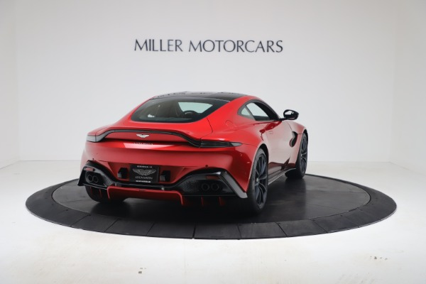 New 2020 Aston Martin Vantage Coupe for sale $195,089 at Aston Martin of Greenwich in Greenwich CT 06830 6
