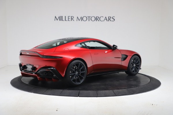 New 2020 Aston Martin Vantage Coupe for sale $195,089 at Aston Martin of Greenwich in Greenwich CT 06830 7