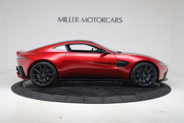 New 2020 Aston Martin Vantage Coupe for sale $195,089 at Aston Martin of Greenwich in Greenwich CT 06830 8