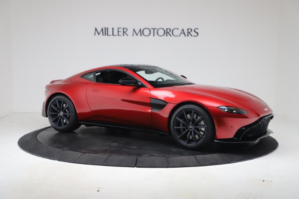 New 2020 Aston Martin Vantage Coupe for sale $195,089 at Aston Martin of Greenwich in Greenwich CT 06830 9