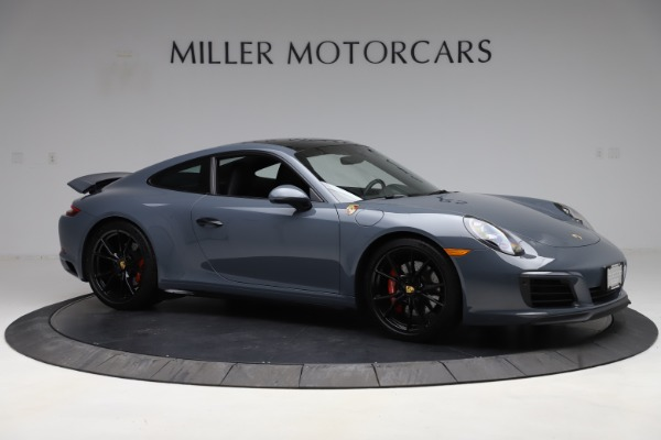 Used 2018 Porsche 911 Carrera 4S for sale $109,900 at Aston Martin of Greenwich in Greenwich CT 06830 10