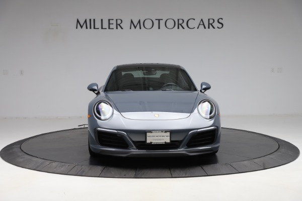 Used 2018 Porsche 911 Carrera 4S for sale $109,900 at Aston Martin of Greenwich in Greenwich CT 06830 12