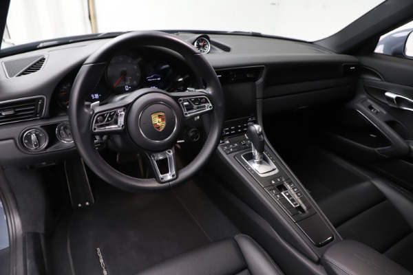 Used 2018 Porsche 911 Carrera 4S for sale $109,900 at Aston Martin of Greenwich in Greenwich CT 06830 13