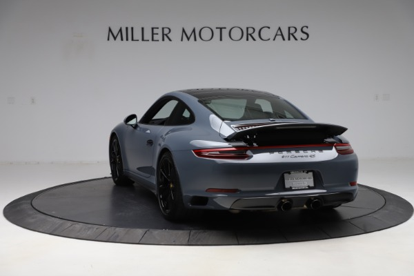 Used 2018 Porsche 911 Carrera 4S for sale $109,900 at Aston Martin of Greenwich in Greenwich CT 06830 5