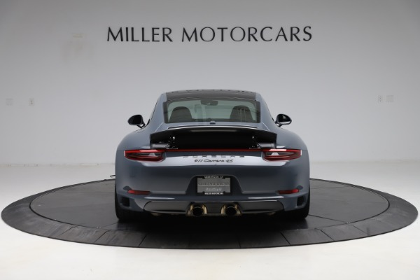 Used 2018 Porsche 911 Carrera 4S for sale $109,900 at Aston Martin of Greenwich in Greenwich CT 06830 6