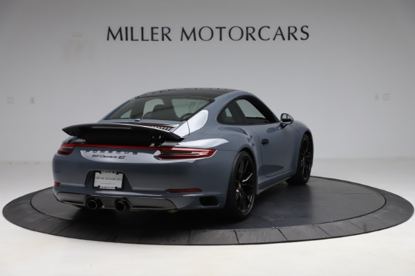Used 2018 Porsche 911 Carrera 4S for sale $109,900 at Aston Martin of Greenwich in Greenwich CT 06830 7