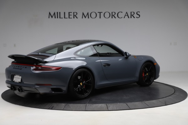Used 2018 Porsche 911 Carrera 4S for sale $109,900 at Aston Martin of Greenwich in Greenwich CT 06830 8