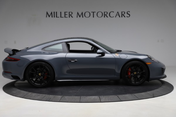 Used 2018 Porsche 911 Carrera 4S for sale $109,900 at Aston Martin of Greenwich in Greenwich CT 06830 9