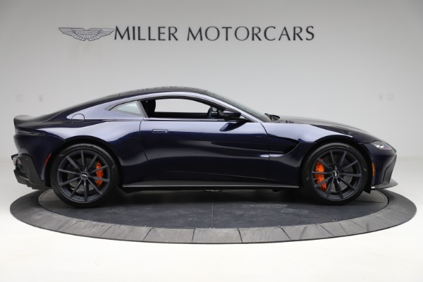 New 2020 Aston Martin Vantage AMR Coupe for sale $204,791 at Aston Martin of Greenwich in Greenwich CT 06830 10