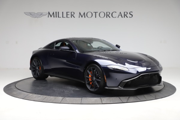 New 2020 Aston Martin Vantage AMR Coupe for sale $204,791 at Aston Martin of Greenwich in Greenwich CT 06830 12