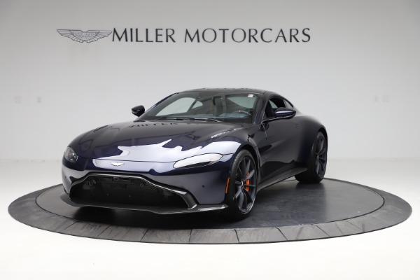 New 2020 Aston Martin Vantage AMR Coupe for sale $204,791 at Aston Martin of Greenwich in Greenwich CT 06830 3