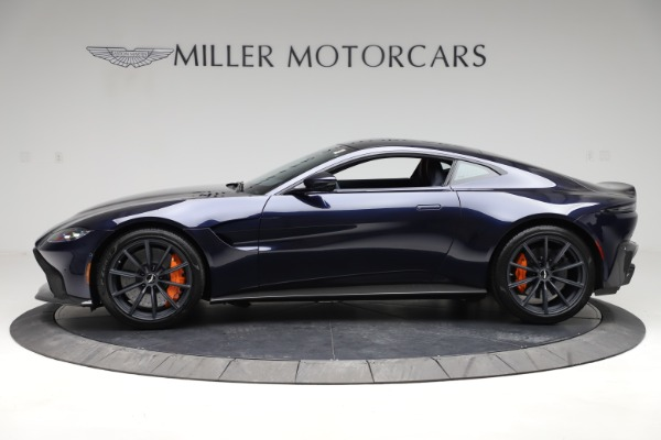 New 2020 Aston Martin Vantage AMR Coupe for sale $204,791 at Aston Martin of Greenwich in Greenwich CT 06830 4