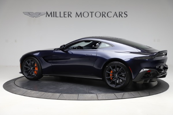 New 2020 Aston Martin Vantage AMR Coupe for sale $204,791 at Aston Martin of Greenwich in Greenwich CT 06830 5