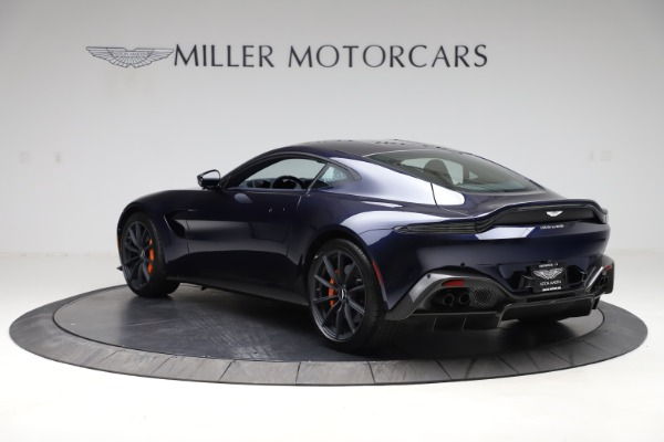 New 2020 Aston Martin Vantage AMR Coupe for sale $204,791 at Aston Martin of Greenwich in Greenwich CT 06830 6