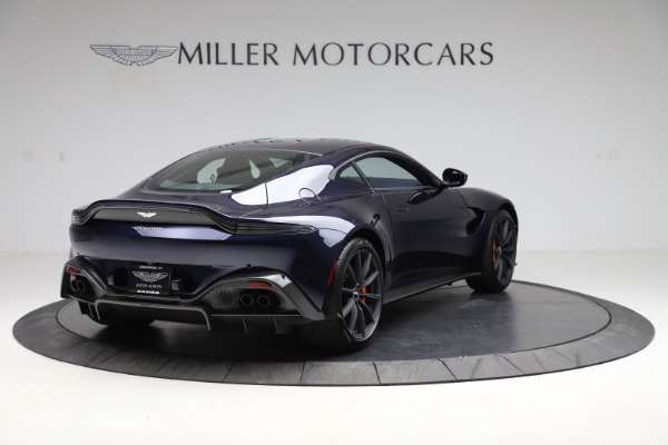 New 2020 Aston Martin Vantage AMR Coupe for sale $204,791 at Aston Martin of Greenwich in Greenwich CT 06830 8