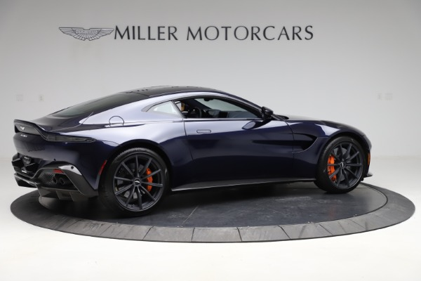 New 2020 Aston Martin Vantage AMR Coupe for sale $204,791 at Aston Martin of Greenwich in Greenwich CT 06830 9