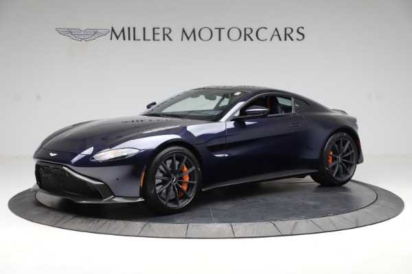 New 2020 Aston Martin Vantage AMR Coupe for sale $204,791 at Aston Martin of Greenwich in Greenwich CT 06830 1