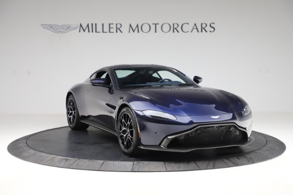 New 2020 Aston Martin Vantage AMR Coupe for sale $191,181 at Aston Martin of Greenwich in Greenwich CT 06830 10
