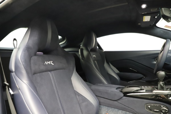 New 2020 Aston Martin Vantage AMR Coupe for sale $191,181 at Aston Martin of Greenwich in Greenwich CT 06830 18
