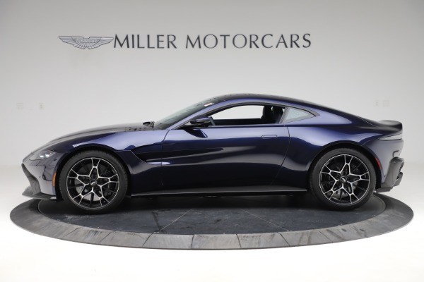 New 2020 Aston Martin Vantage AMR Coupe for sale $191,181 at Aston Martin of Greenwich in Greenwich CT 06830 2