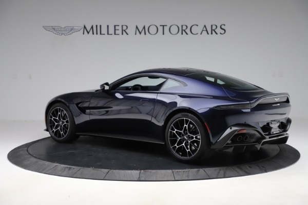 New 2020 Aston Martin Vantage AMR Coupe for sale $191,181 at Aston Martin of Greenwich in Greenwich CT 06830 3