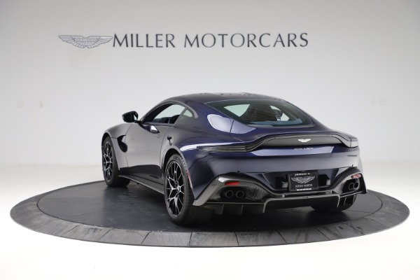 New 2020 Aston Martin Vantage AMR Coupe for sale $191,181 at Aston Martin of Greenwich in Greenwich CT 06830 4