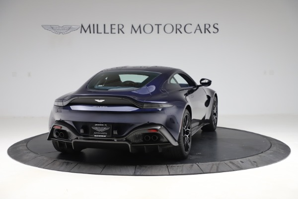 New 2020 Aston Martin Vantage AMR Coupe for sale $191,181 at Aston Martin of Greenwich in Greenwich CT 06830 6