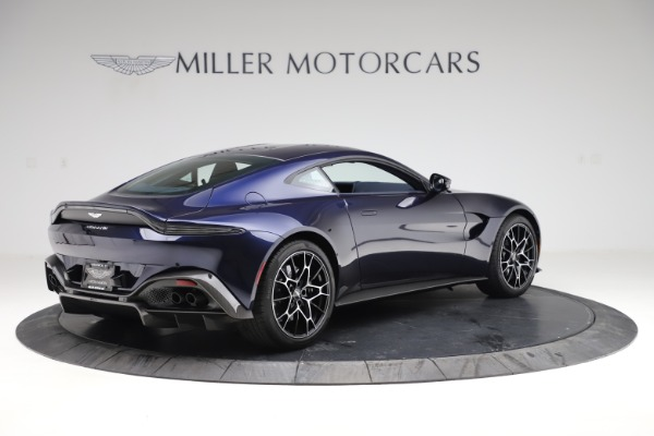 New 2020 Aston Martin Vantage AMR Coupe for sale $191,181 at Aston Martin of Greenwich in Greenwich CT 06830 7