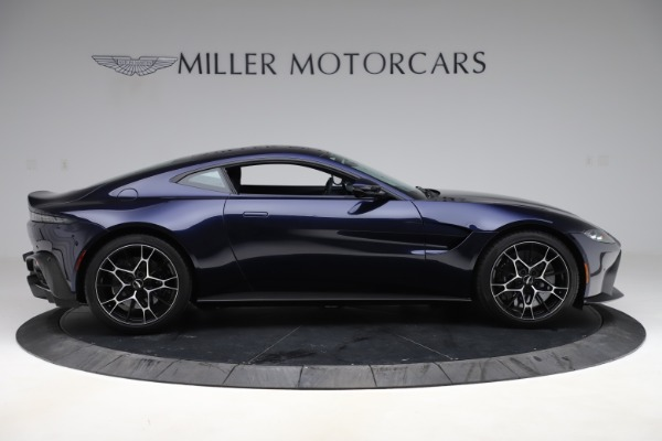 New 2020 Aston Martin Vantage AMR Coupe for sale $191,181 at Aston Martin of Greenwich in Greenwich CT 06830 8
