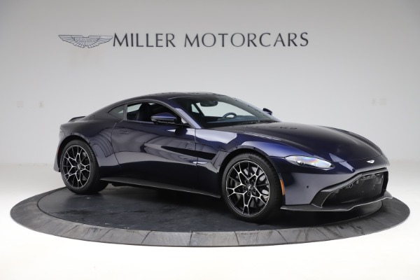 New 2020 Aston Martin Vantage AMR Coupe for sale $191,181 at Aston Martin of Greenwich in Greenwich CT 06830 9