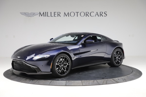 New 2020 Aston Martin Vantage AMR Coupe for sale $191,181 at Aston Martin of Greenwich in Greenwich CT 06830 1