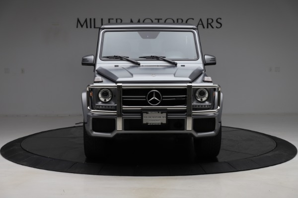 Used 2018 Mercedes-Benz G-Class AMG G 63 for sale Call for price at Aston Martin of Greenwich in Greenwich CT 06830 12