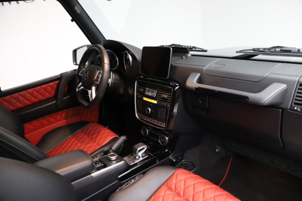 Used 2018 Mercedes-Benz G-Class AMG G 63 for sale Call for price at Aston Martin of Greenwich in Greenwich CT 06830 18