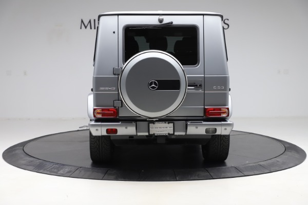 Used 2018 Mercedes-Benz G-Class AMG G 63 for sale Call for price at Aston Martin of Greenwich in Greenwich CT 06830 6