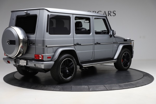 Used 2018 Mercedes-Benz G-Class AMG G 63 for sale Call for price at Aston Martin of Greenwich in Greenwich CT 06830 8