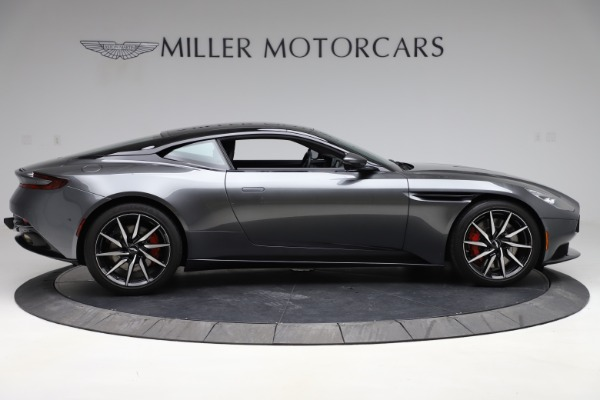 Used 2017 Aston Martin DB11 V12 for sale Sold at Aston Martin of Greenwich in Greenwich CT 06830 10