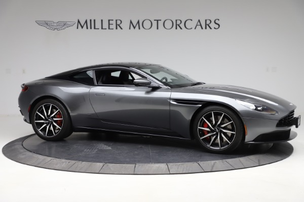 Used 2017 Aston Martin DB11 V12 for sale Sold at Aston Martin of Greenwich in Greenwich CT 06830 11
