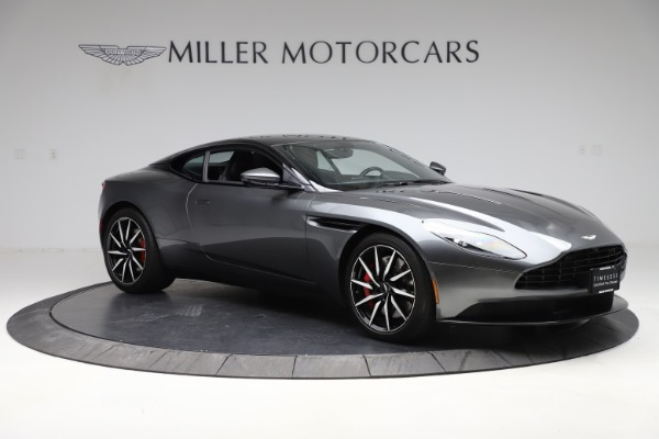 Used 2017 Aston Martin DB11 V12 for sale Sold at Aston Martin of Greenwich in Greenwich CT 06830 12