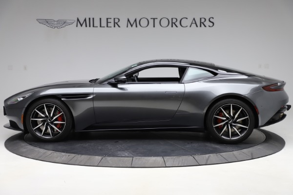 Used 2017 Aston Martin DB11 V12 for sale Sold at Aston Martin of Greenwich in Greenwich CT 06830 13